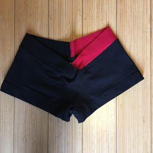 Pants - V waist designer workout shorts